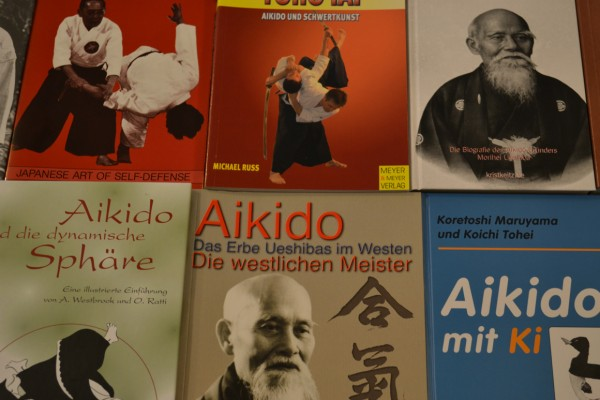 Aikido Bücher