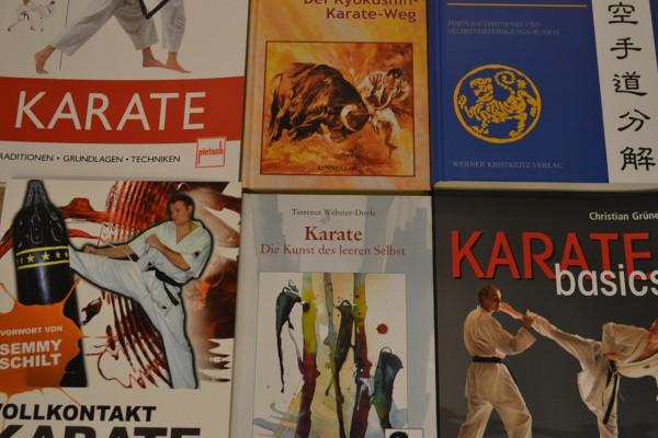 Karate Bücher