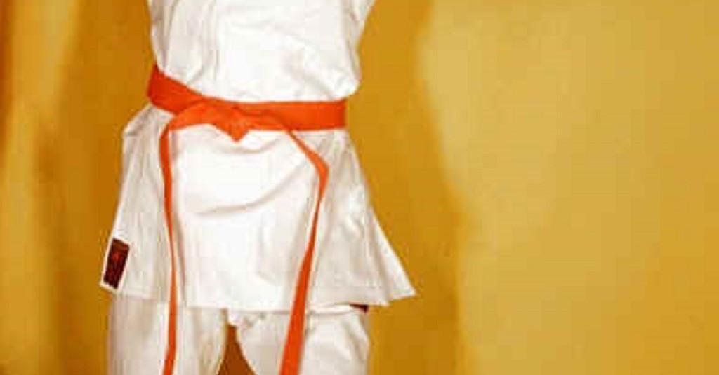 Karateanzug Tekki von Danrho 100% Baumwolle
