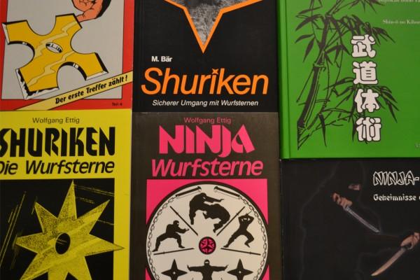 Ninja Bücher