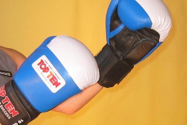 Boxhandschuhe mit AIBA Zulassung