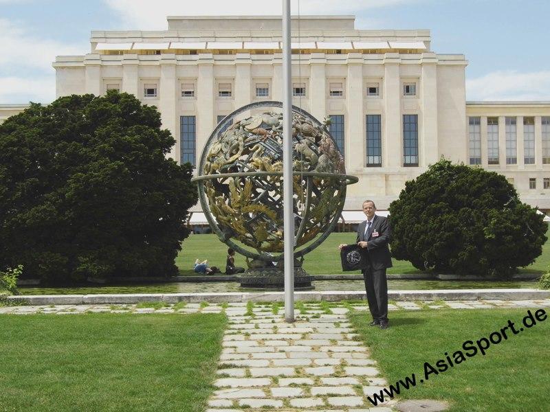 Schweiz Genf UNO