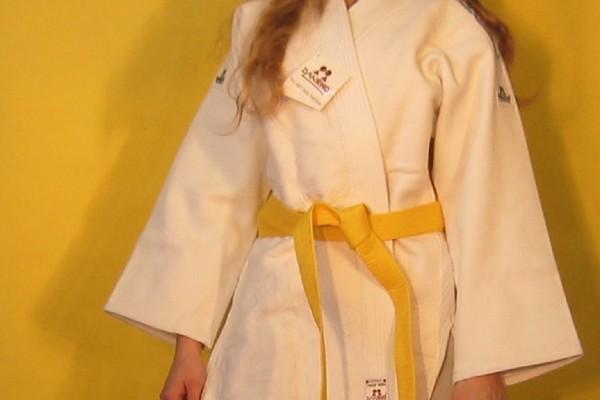 Judoanzug für Aikido Ju Jutsu Jiu Jitsu