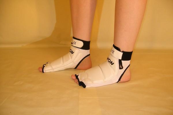 Fußschutz für Taekwondo TKD