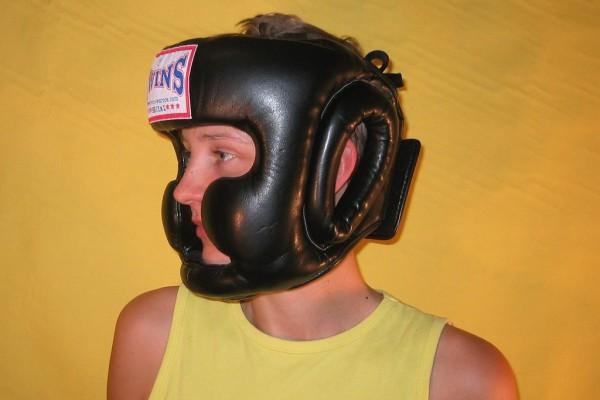 Kopfschutz für Thaiboxen Kickboxen Boxen und anderen Vollkontakt