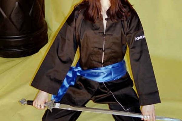 Kung Fu Anzug Baumwolle oder Mischgewebe
