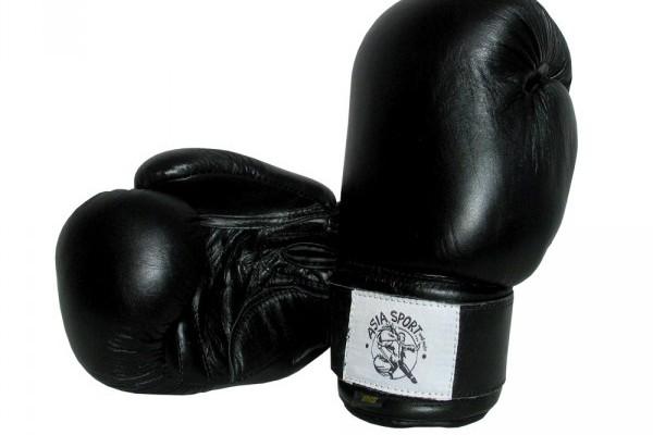 asiasport-boxhandschuh-leder
