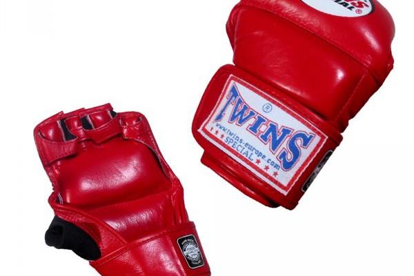 twins-freefighthandschuh-shooto-rot