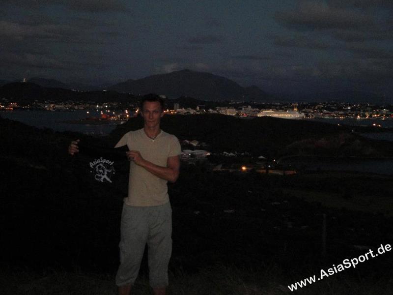 Neukaledonien nachts