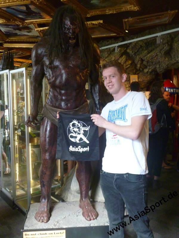 Neuseeland Uruk Hai HDR