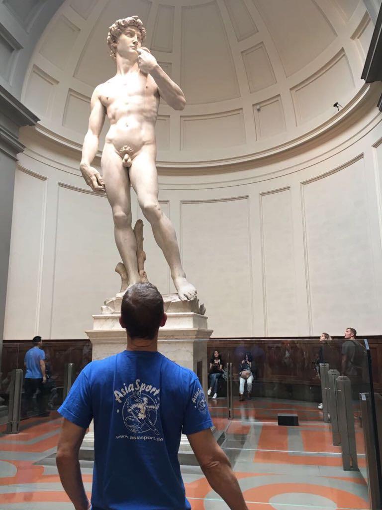 Florenz Davidsstatue