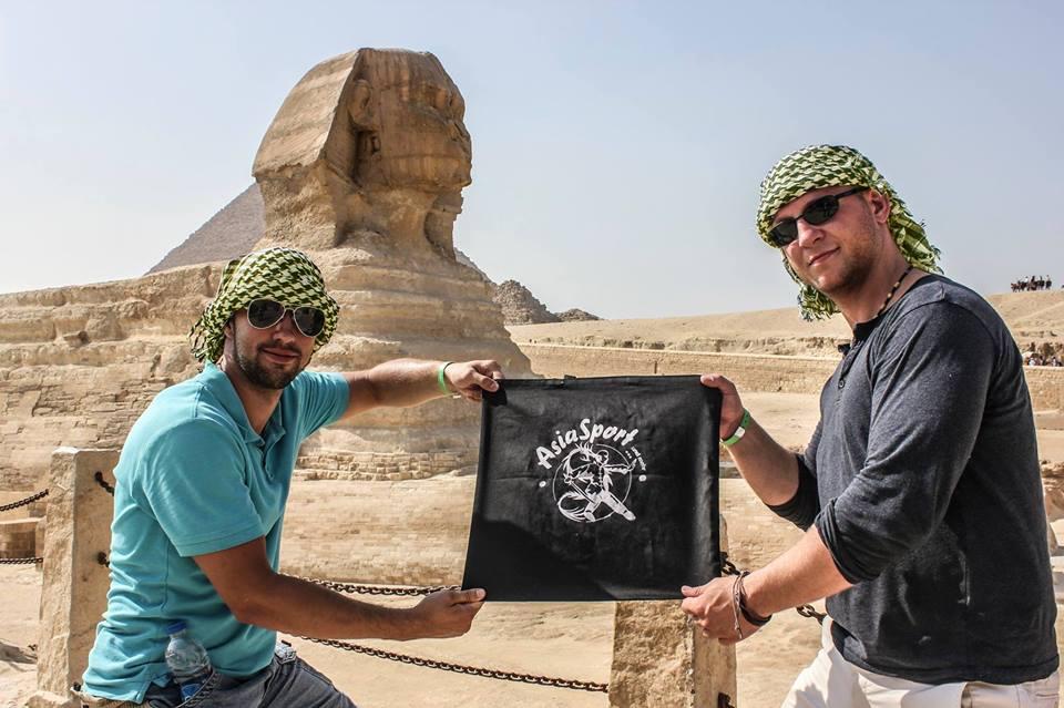 Ägypten Sphinx