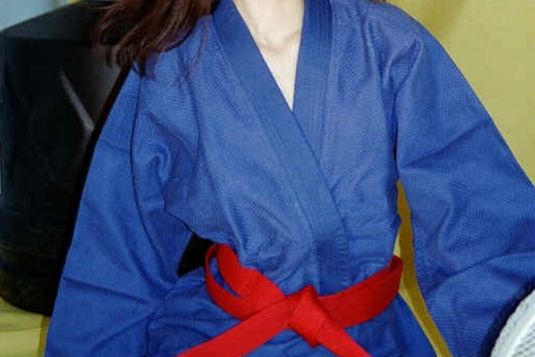 Judoanzug blau oder weiß für Judo BJJ Ju Jutsu